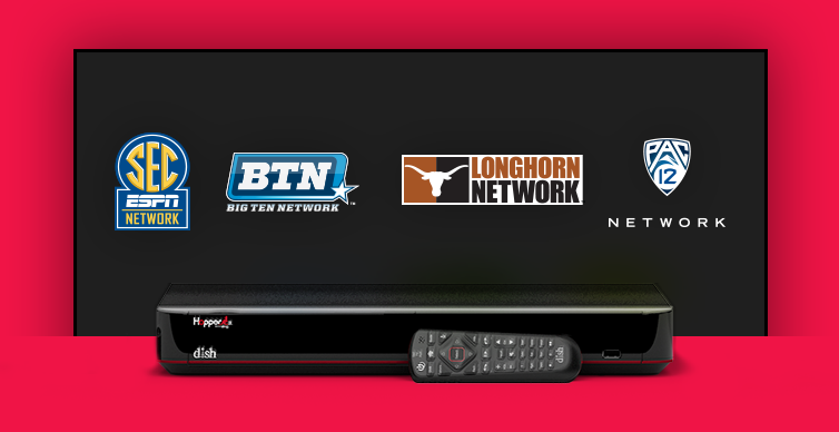 DISH College Sports TV Packages - SOMERSET, Kentucky - A1A COMMUNICATIONS OF KY LLC - DISH Authorized Retailer