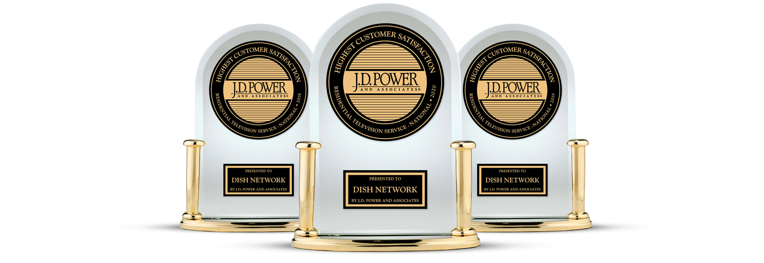 DISH Customer Satisfaction - Ranked #1 by JD Power - Ray's Satellite in Somerset, Kentucky - DISH Authorized Retailer