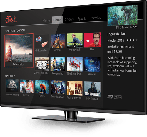 Get DISH On Demand Movies from A1A COMMUNICATIONS OF KY LLC in SOMERSET, Kentucky - DISH Authorized Retailer
